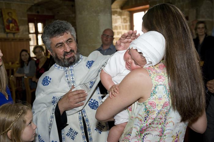 fotografo di battesimo