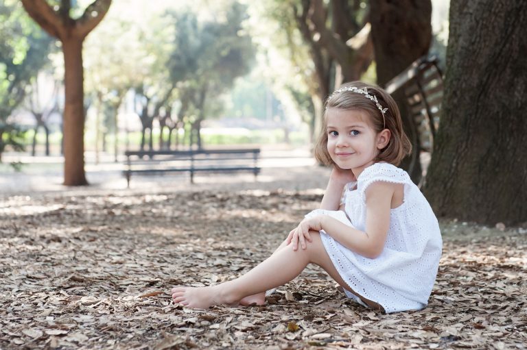 How to get children portraits done well