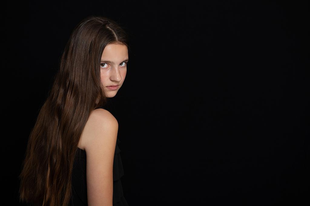 Teenage Photo Shoot