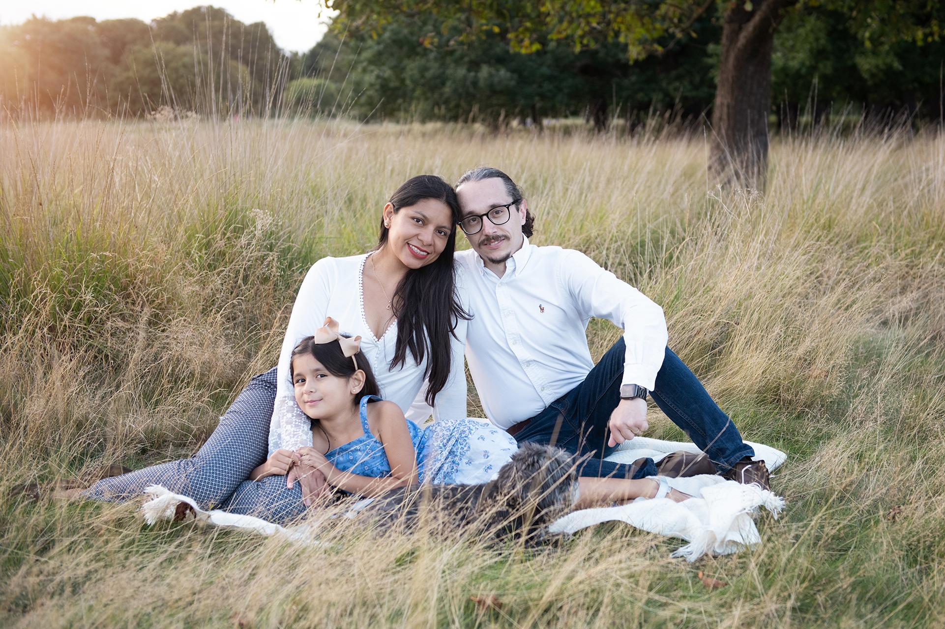 Family Photographer Richmond